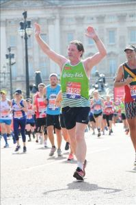Dr John Doddy London Marathon